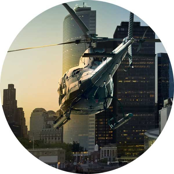 15 minute NYC helicopter tour