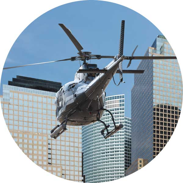 20 minute helicopter tour of new york