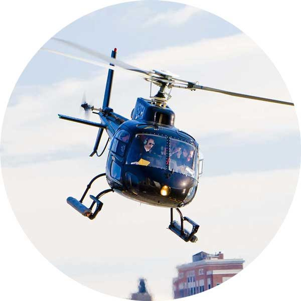 30 minute helicopter tour of new york city